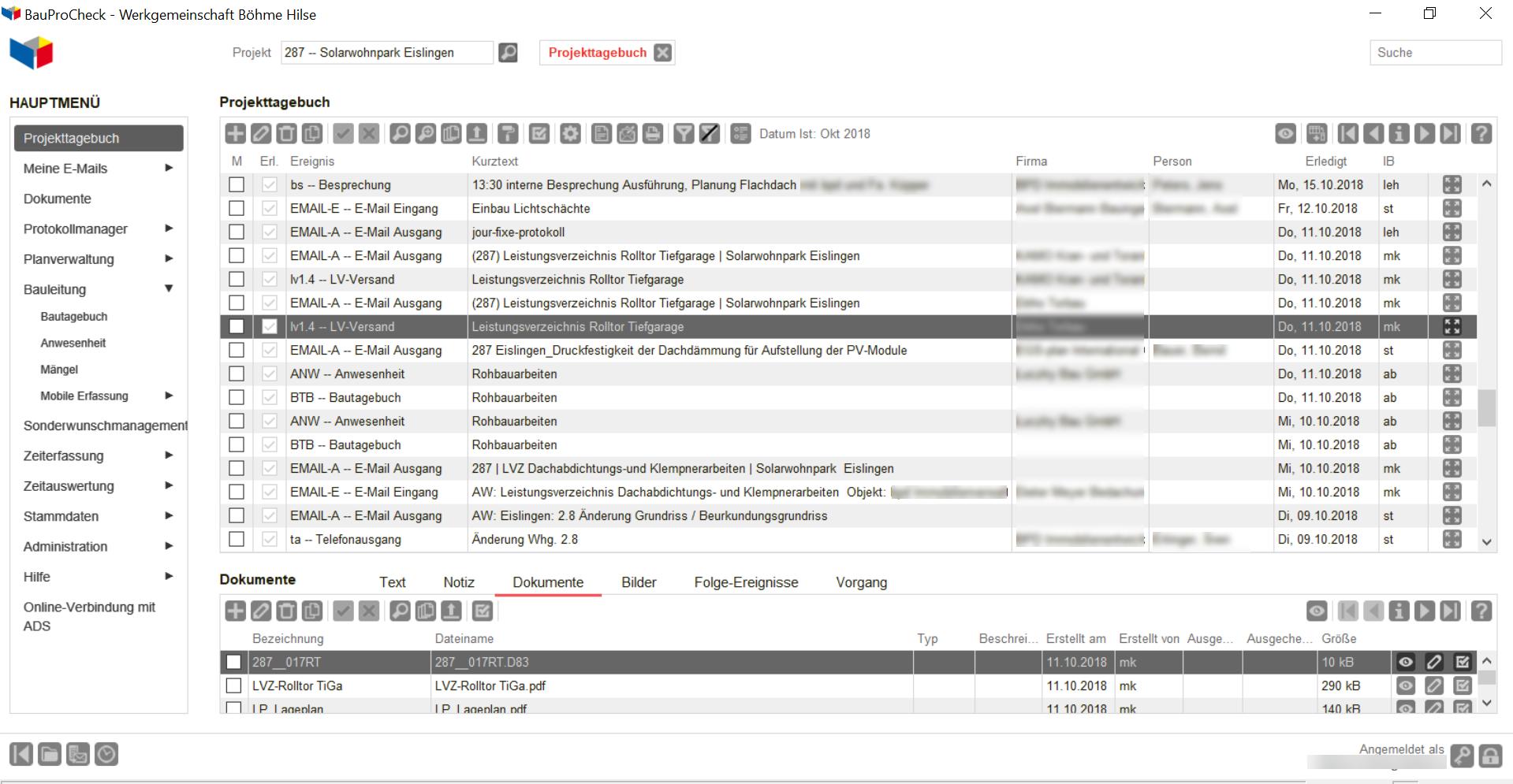 Das Projekttagebuch Incl Vorlagen Fur Excel 1